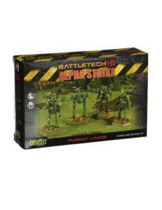 BattleTech Pursuit Lance Pack 1