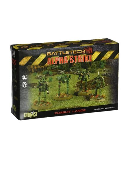 BattleTech Pursuit Lance Pack 1