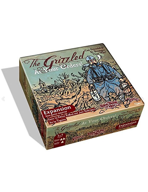 at your orders grizzled