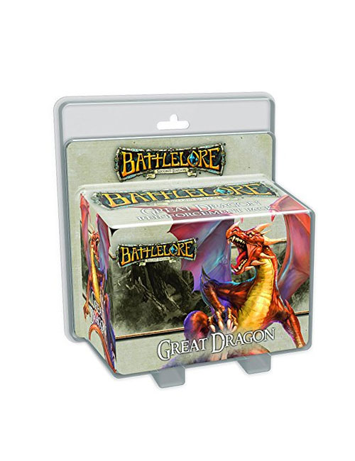 battlelore great dragon