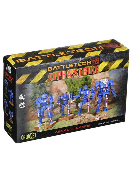 battletech assault lance