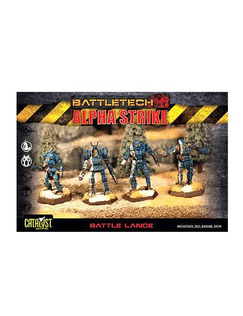 BattleTech Battle Lance Pack