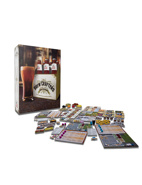 Brew Crafters The Travel Card Game