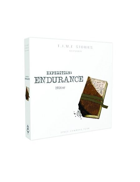 Expedition Endurance Board Game
