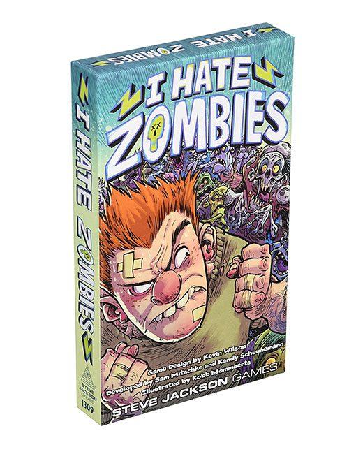 i hate zombies