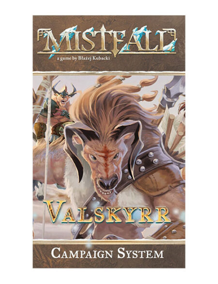 Valskyrr: Mistfall Campaign System Exp