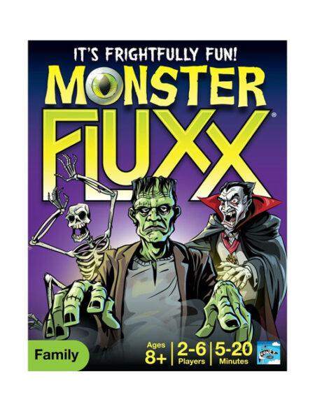 Monster Fluxx Card Game