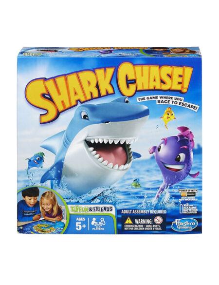 Shark Chase Game