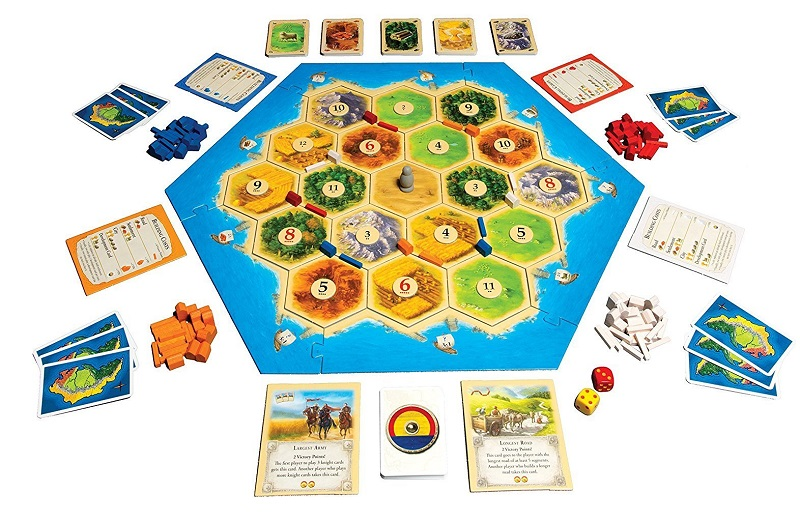 Catan: The Underdog of Board Games?