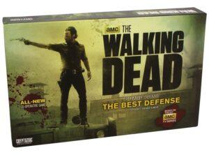 walking dead best defence