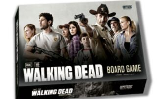 The Walking Dead:  The Top 5 Post Apocalyptic Board Games to test your Strategy for Survival 2018