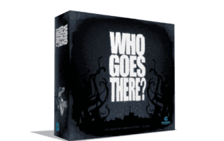 Who goes there game