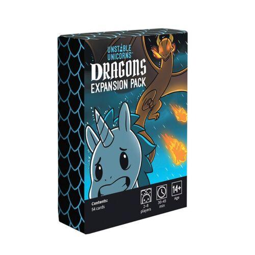 Unstable Unicorns Dragons Expansion