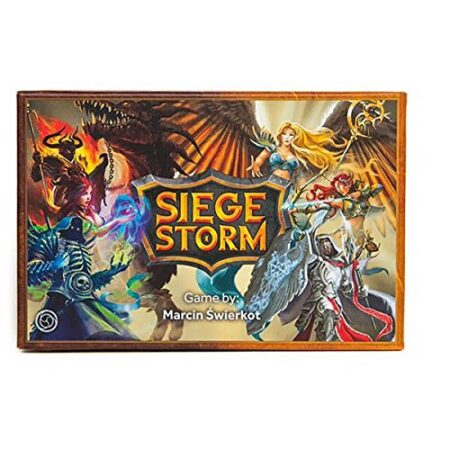 Siege Storm Card Game