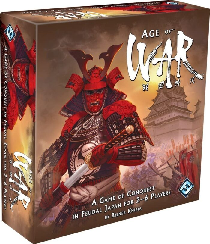 Age of War Dice Game
