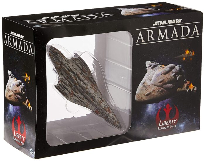 Star Wars Armada Liberty Expansion