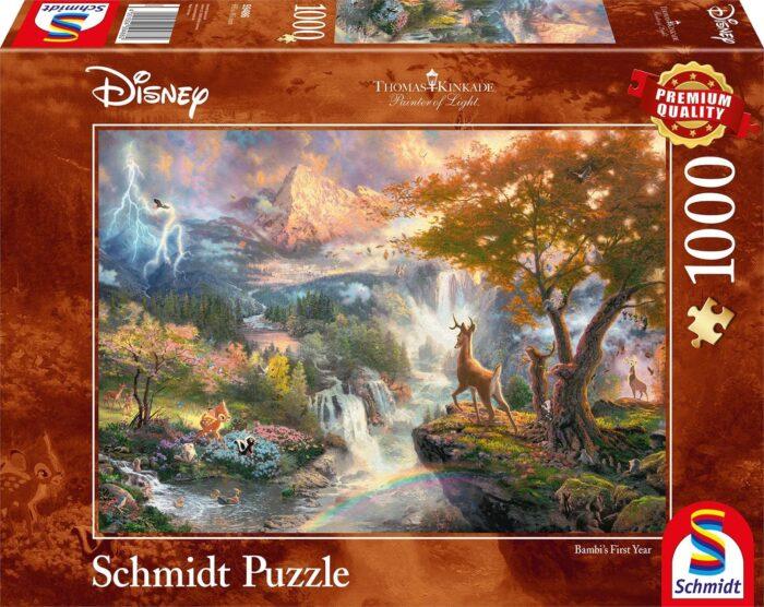 Schmidt Bambi Jigsaw Puzzle