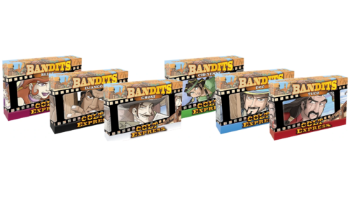 Colt Express Bandits Bundle