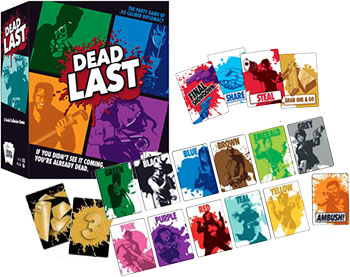 Dead Last Boxed Game