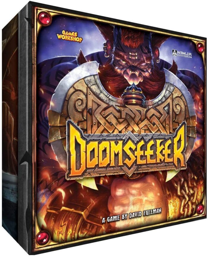 Doomseeker Board Game