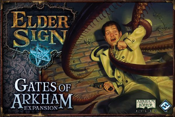 Elder Sign Gates of Arkham