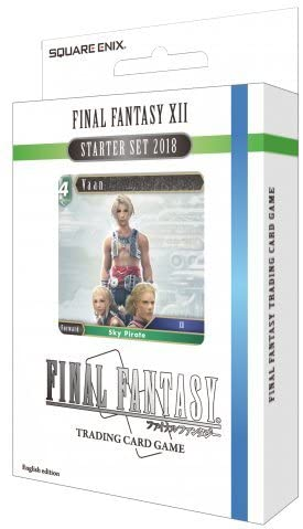 Final Fantasy XII (12) Starter Set 2018