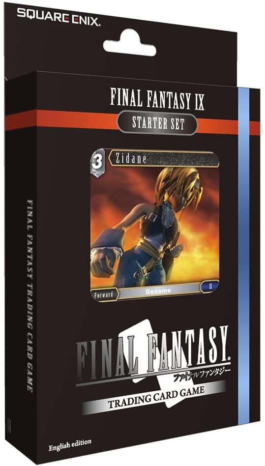 Final Fantasy IX Starter Set Deck