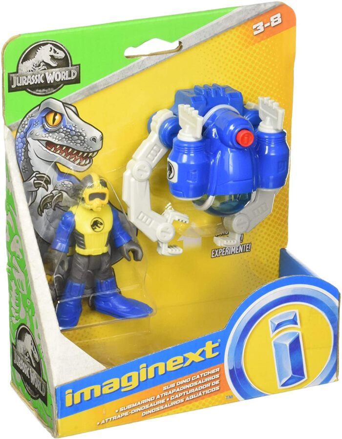 Jurassic World Toy