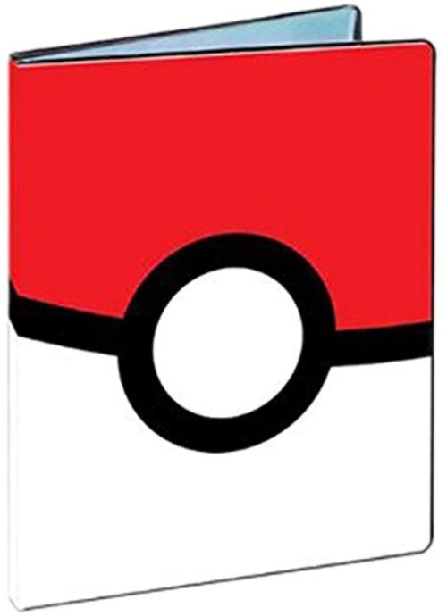 Pokemon Ultra Pro Pokeball Portfolio