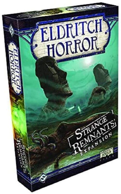 Eldritch Horror Strange Remnants