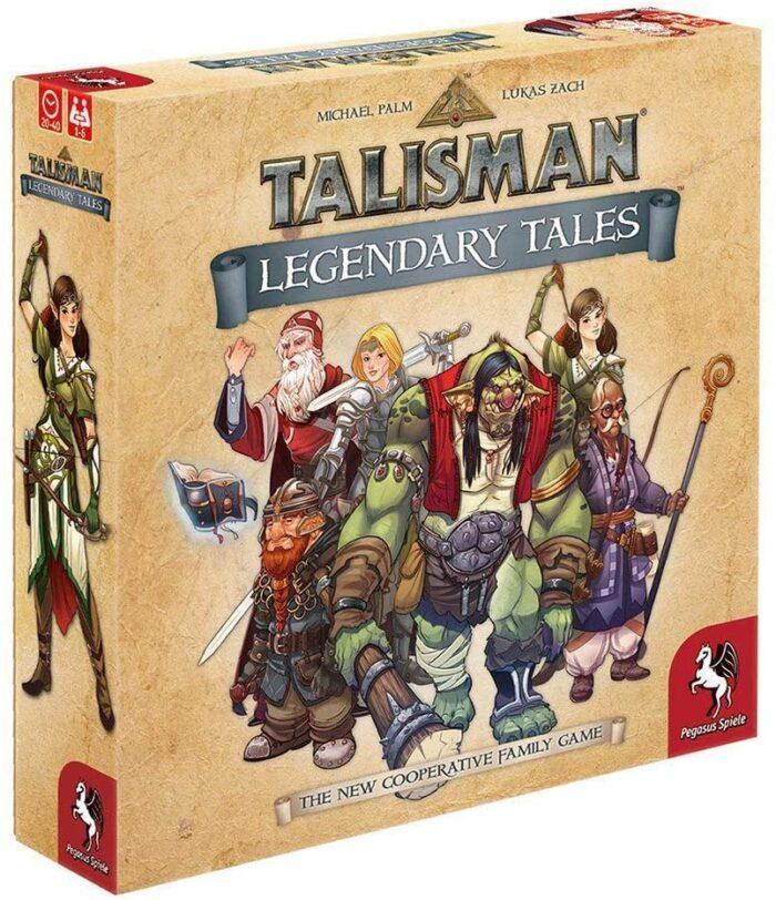talisman legendary