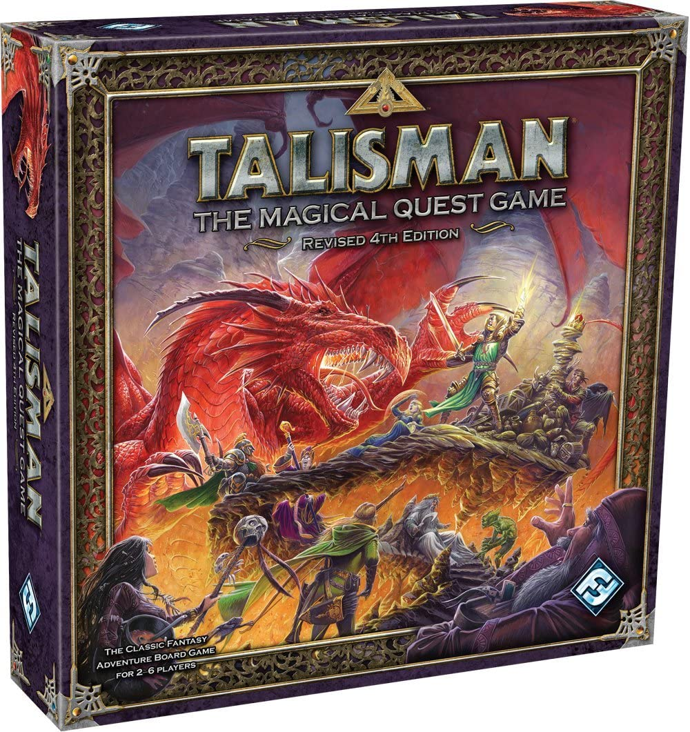 talisman revised
