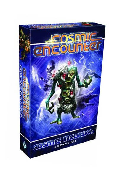 Cosmic Encounter Expansion - Cosmic Incursion