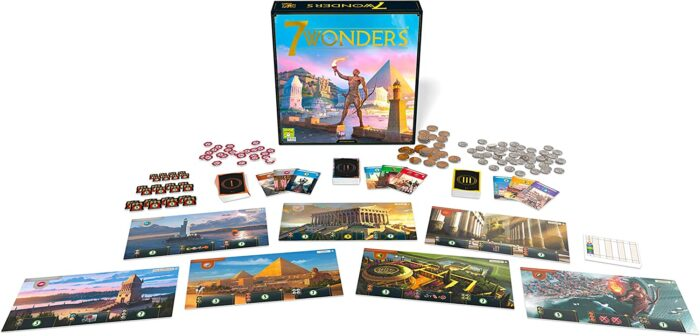 7 wonders content