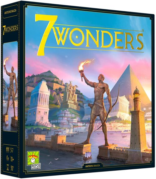7 wonders game