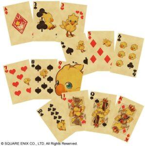 chocobo cards