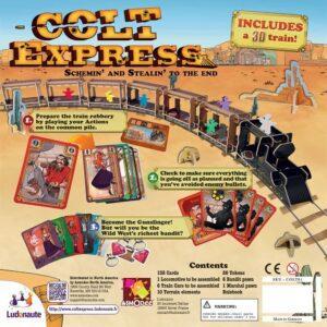 colt express contents