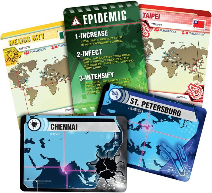 pandemic cards