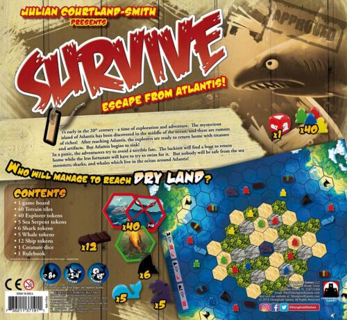 survive escape from atlantis tiles
