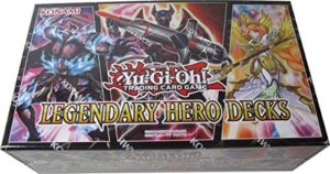 yugioh legendary deck