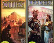 repos 7 wonders cities 7 wonders leaders expansion bundle english