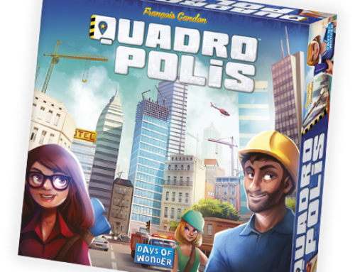 Game of the Day – Quadropolis