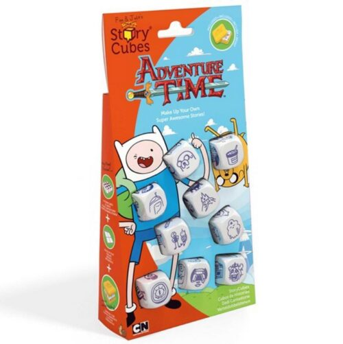 rorys cubes adventure time dice game